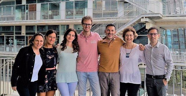 Miembros del equipo que ha realizado el estudio