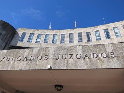 Aumentan un 14% los asuntos judiciales en trámite en el primer trimestre en Galicia por la huelga