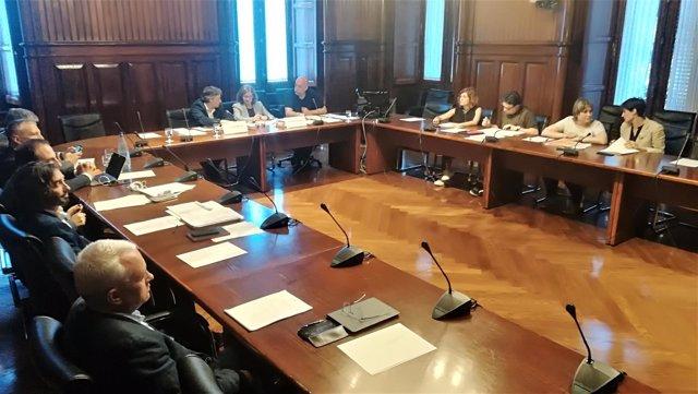 Comissión de investigación del Parlament de los atentados de 2014 en Catalunya
