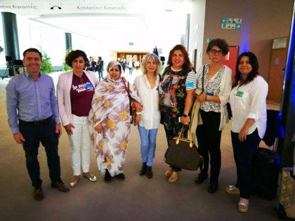 Diputados de la Cámara balear participan en una jornada sobre el Sáhara Occidental en el Parlamento Europeo