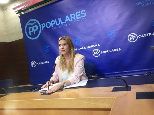 Carolina Agudo, PP