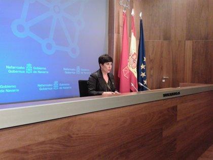 """Solana dice, sobre Podemos, que """"la lealtad"""" al cambio en Navarra """"tendría que quedar al margen de un cambio de nombre"""""""