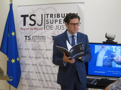 Juzgados de Murcia reducen un 5,6% los asuntos en ejecución acumulados a pesar de tener la 5ª menor tasa de jueces
