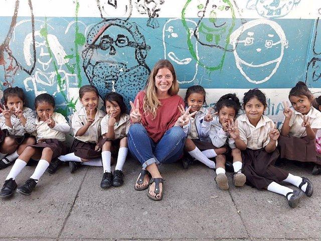 Voluntarios valencianos cooperan en Honduras