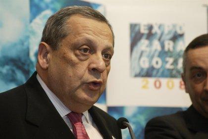 """Roque Gistau: """"El Ministerio de Transición Ecológica recoge el mensaje de la Expo 2008"""""""