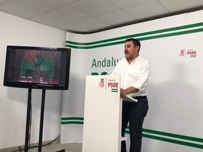 """Ferrera ve """"un hito"""" la aprobación para la ley del trasvase y destaca que los avances """"vienen de la mano del PSOE"""""""