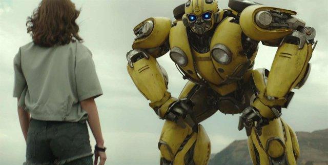Bumblebee, spin-off de Transformers