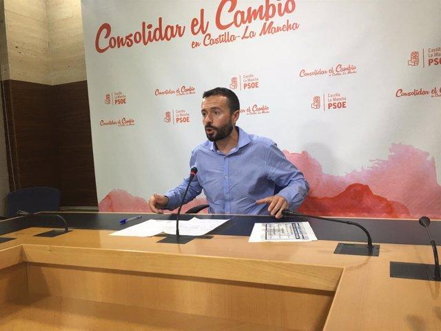 José Luis Escudero, PSOE