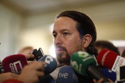 """Pablo Iglesias cree que el caso Nóos demuestra que la Monarquía """"sobra"""" en España"""