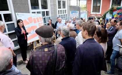 El Ayuntamiento invierte 141.000 euros en cinco obras en el entorno de Tres de Noviembre
