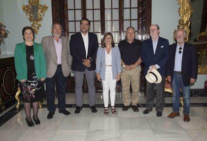La Diputación y la Federación de Ateneos de Andalucía establecen nuevas vías de colaboración