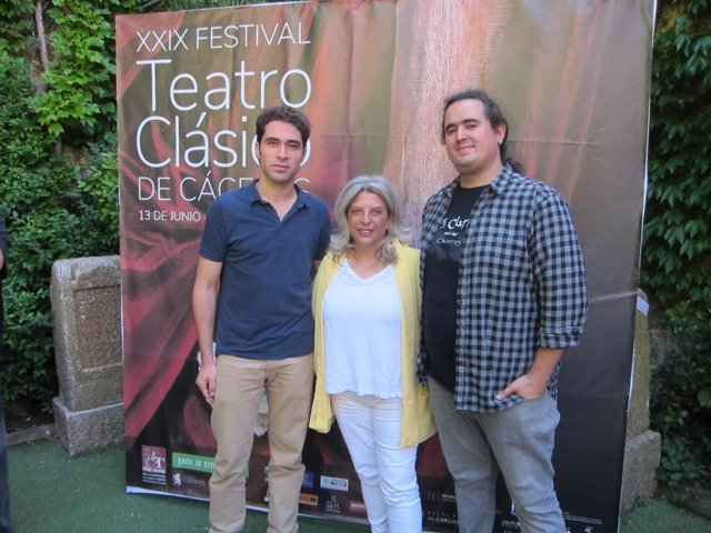 La obra Eco y Narciso abre el Festival de Teatro de Cáceres