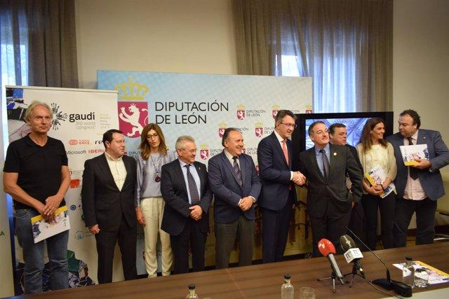 Astorga Acogerá El 6 Y 7 De Julio El Tercer Congreso Mundial De Guadí