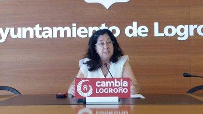 """Cambia Logroño asegura que """"estará ahí para exigir"""" la acogida a migrantes del Aquarius"""