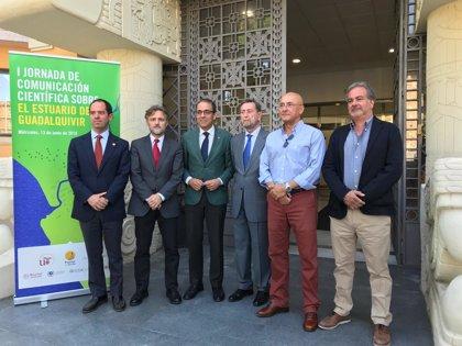 """Puertos.- Las instituciones abogan por """"equilibrio y sostenibilidad"""" para conservar y aprovechar el estuario"""