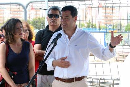 """Moreno dice al Gobierno que hacen falta """"menos medidas propagandísticas y """"más planificación y ejecución"""" en inmigración"""