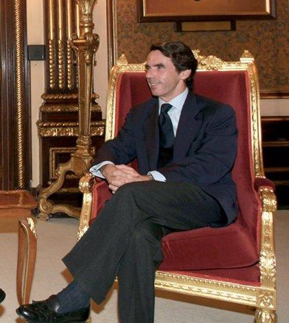 El Congreso planea citar a Aznar en julio para hablar de la 'caja b' del PP