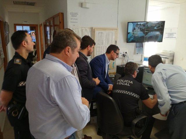 Integración de la Policía Local de Barbate en el servicio del Emergencias 112