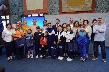 El Cabildo de Tenerife entrega los premios escolares sobre consumo responsable