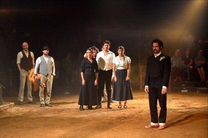 'Bodas de Sangre' con dirección de Oriol Broggi regresa a la Biblioteca de Catalunya