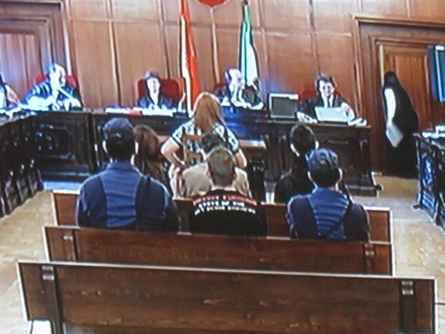 El Cuco Declarando En La Audiencia Provincial