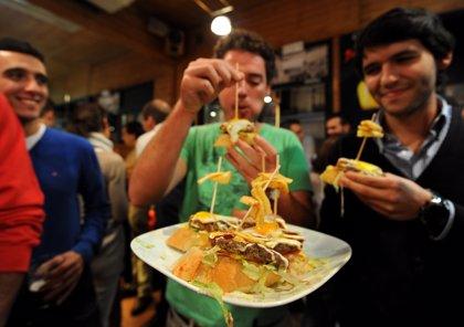 Zaragoza lleva a Londres su gastronomía para celebrar el Día Mundial de la Tapa