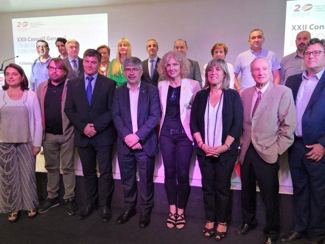 Celebración del 20 aniversario del Pacto Industrial Metropolitano