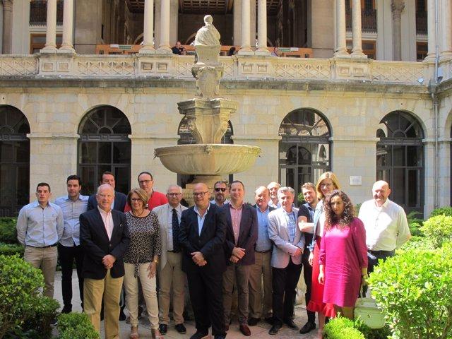Presentación de la presencia de Jaén Selección en World's 50 Best Restaurants.