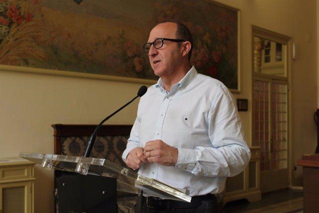 Andreu Alcover, Junta de Portavoces