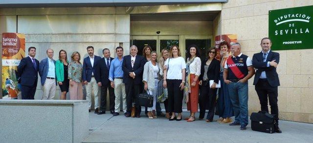Misión comercial en Córdoba