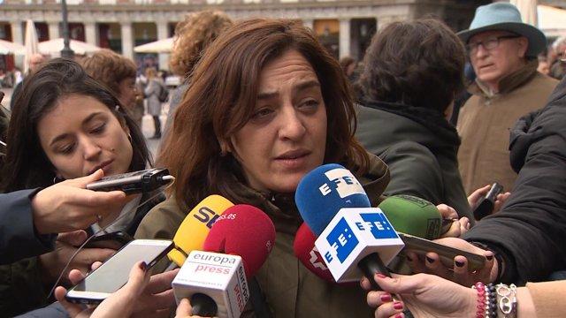 Delegada de Políticas de Género y Diversidad, Celia Mayer