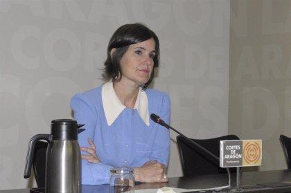 Allué (PAR) urge a firmar un pacto político y presupuestario contra la violencia machista en Aragón