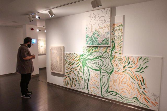 Fundación Unicaja Exhibe Desde Hoy En Málaga La Muestra 'Vi Como Sucedía Pero No