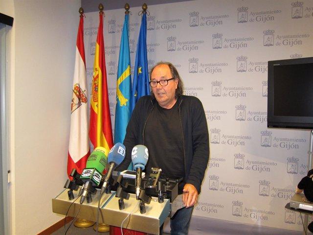 MARIO SUÁREZ, SECRETARIO GENERAL DE PODEMOS XIXÓN