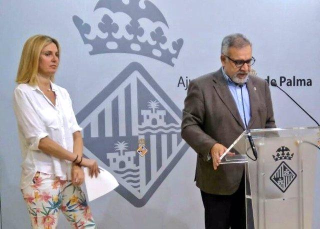 Cs exige retirar la zonificación turística de Palma porque se basa en 'motivos injustificados' y 'datos desfasados'