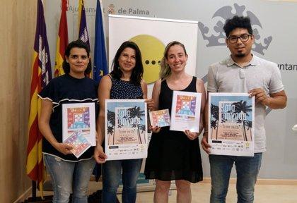 Tres programas del área de juventud de Palma, reconocidos con el sello Injuve