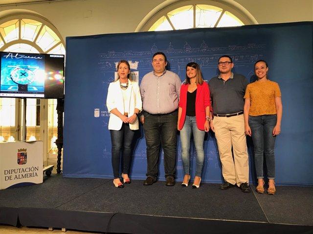 La Copa de Baloncesto 3x3 'Costa de Almería' pasará por siete municipios.