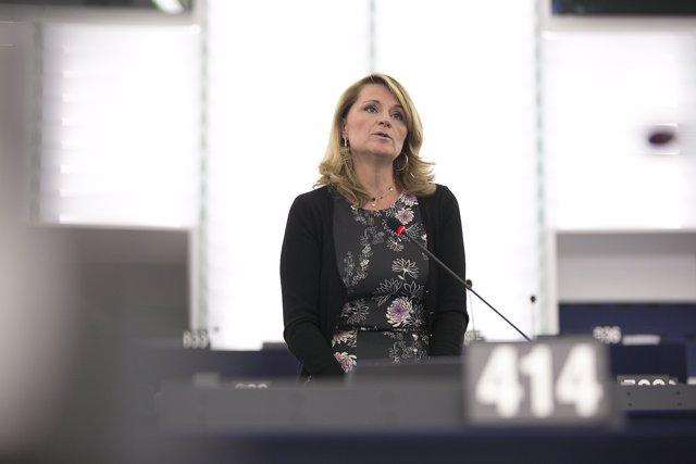 Rosa Estaràs, eurodiputada del PP