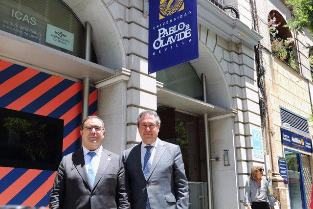 Nueva sede de la UPO en el centro de Sevilla