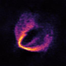 ALMA descubre un trío de planetas jóvenes