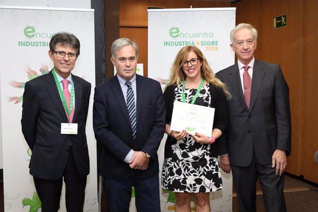 SIGRE reconoce a Roche Farma por reducir el impacto ambiental