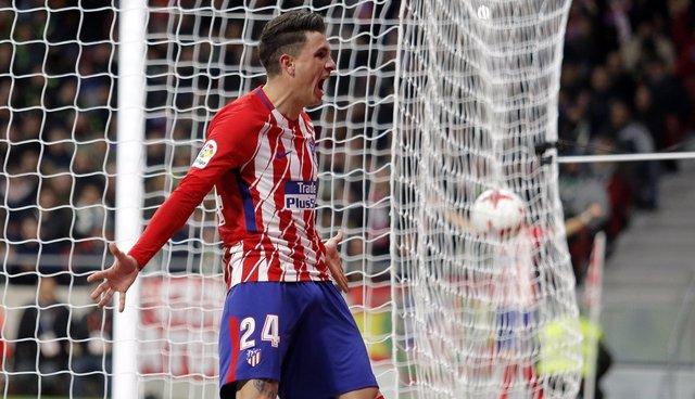Giménez (Atlético de Madrid)