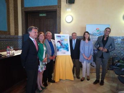 Córdoba acoge la presentación de las Carreras de Caballos de Sanlúcar de Barrameda (Cádiz)