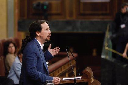 Pablo Iglesias celebra la dimisión de Màxim Huerta, que atribuye a la presión de Podemos