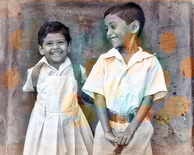Ibercaja Actur acoge la exposición solidaria 'Educación en India'