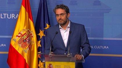 El BOE publica el cese de Màxim Huerta y el nombramiento de José Guirao como Ministro de Cultura y Deporte