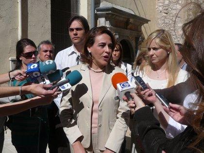 """Valerio pide """"tranquilidad"""" sobre los 629 migrantes del Aquarius, cuya situación se evaluará caso por caso"""