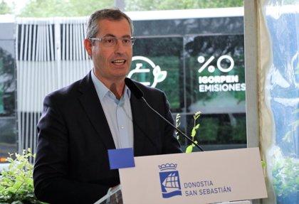 """Olano (PNV) califica de """"denuncia absolutamente injusta"""" que el PP acuse a Gure Esku Dago de """"extorsionar"""" como ETA"""