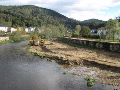 Ecologistas reclaman la veda por tres años la pesca fluvial en el río Esva