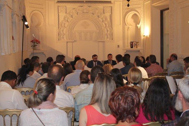 Un momento de la Asamblea General de Aehcor